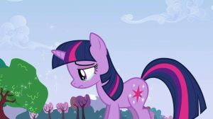 Twilight Sparkle: The Pony who launched 2 nerds into battle.